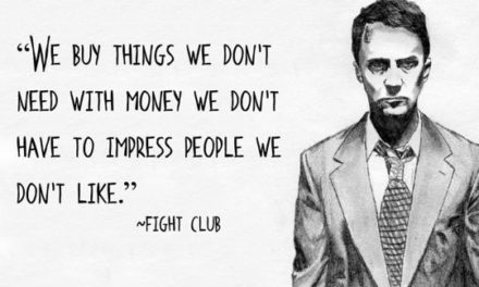 Welcome to the Fight Club