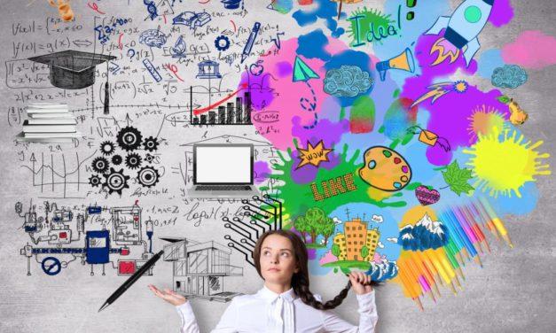 Creatività, allenamento ed una psicologa come preparatore